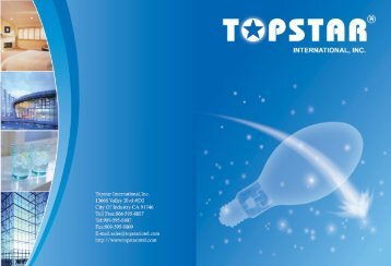2012 Catalog (New) - Topstar International