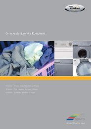 World leaders in laundry products - Alliance Online