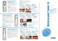 Mietprogramm Sommer 10 - Autohaus Zimmermann