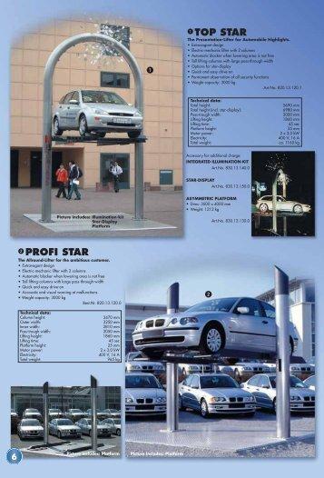 PROFI STAR TOP STAR