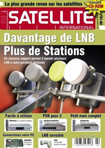 Conclusion de l'Expert + - TELE-satellite International Magazine