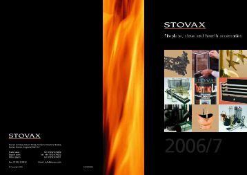 Stovax Limited, Falcon Road, Sowton Industrial Estate, Exeter ...