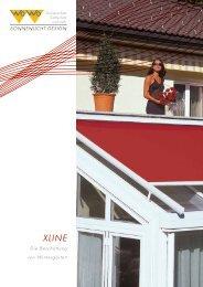 Xline - K+K Sonnenschutz GmbH