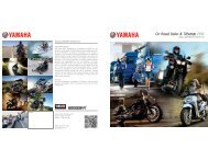 04_ON ROAD >> 10000 cc - Yamaha Motor Europe