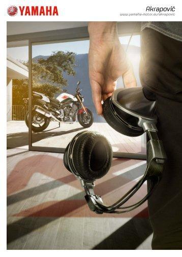 Slip-on Muffler Non-Street- Legal - Yamaha Motor Europe
