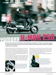 Technische Daten - Motorroller-Info