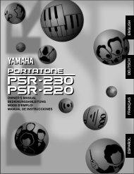 1733KB - Yamaha