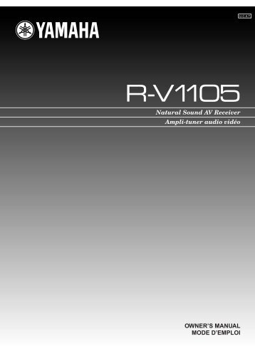 R-V1105 - Yamaha