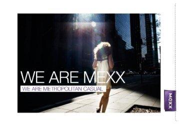 mexx communication strategy - ULI Europe