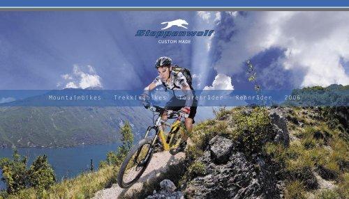 Steppenwolf Katalog 2006 - better bikes