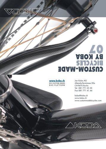 KOBA Katalog 2007
