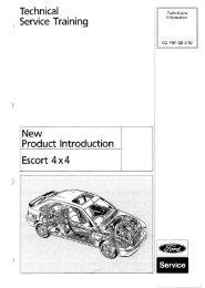title - Ford Escort Fans
