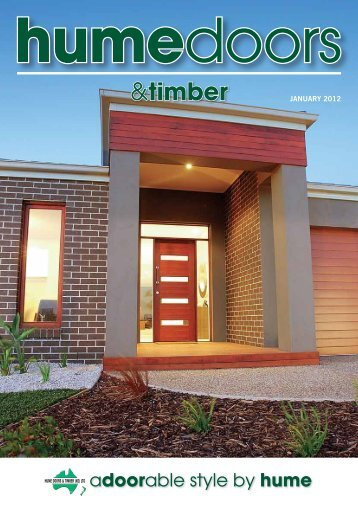 &timber - Hume Doors & Timber