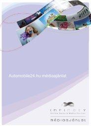 Infinety bemutatkozás - Automobile24.hu