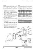 Kugelschwimmer-Kondensatableiter IFT54 ... - Spirax Sarco - Seite 3