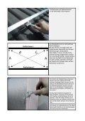Entlüftung Die Entlüftung des Solarkreises erfolgt ... - Edelstahlwellrohr - Seite 5
