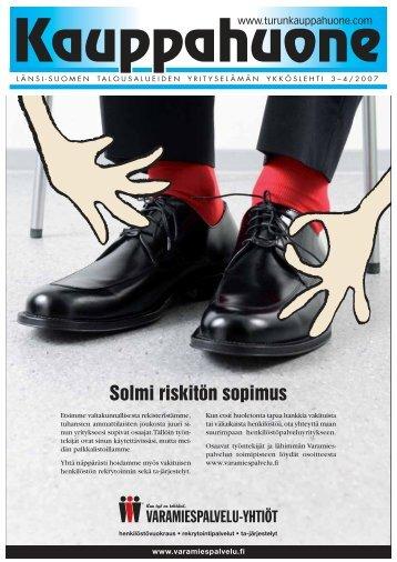 Kauppahuone - Turun Työnantajain Yhdistys Ry