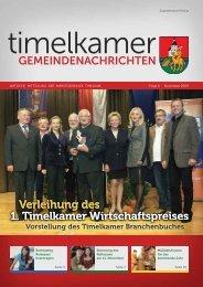 "The ""Great"" Smartlove Junkies - Marktgemeinde Timelkam"