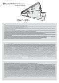 Motors - Simel SpA - Page 3