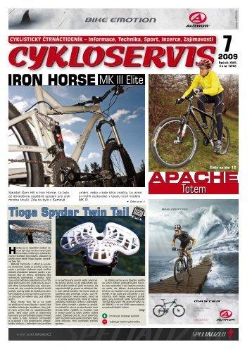 2009 - Cykloservis