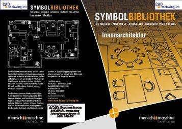 Innenarchitektur SYMBOLBIBLIOTHEK - ACAD-Systemhaus Bremen