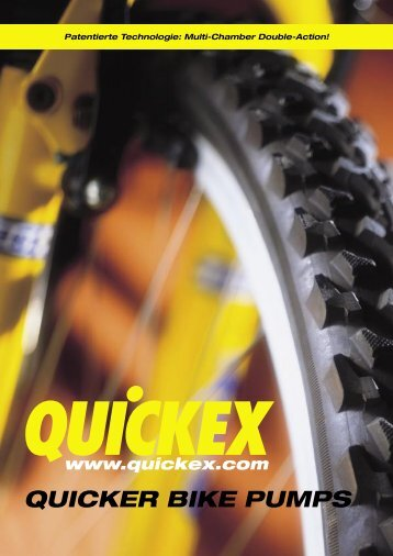 Quicker Pro Stationary - Quickex