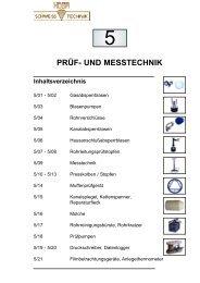 und Messtechnik - HOGA Schweisstechnik GmbH
