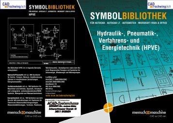 (HPVE) SYMBOLBIBLIOTHEK - ACAD-Systemhaus Bremen