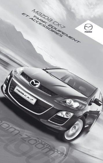 M{zd{ CX-7 - Mazda Suisse