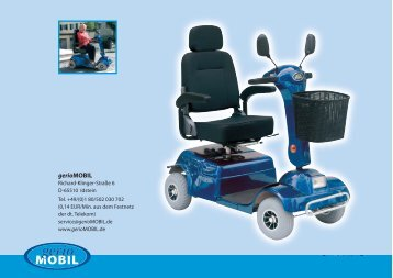 MOBIL gerio - Service & Support