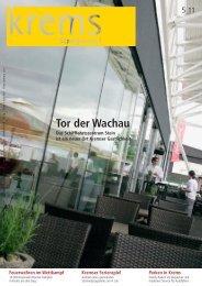 (6,44 MB) - .PDF - Krems an der Donau