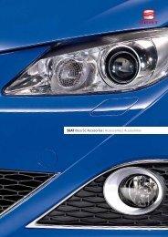 SEAT Ibiza SC Accesorios | Accessories | Accessórios