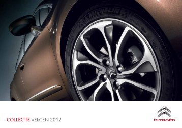 Klik hier om de collectie velgen te bekijken - Citroën