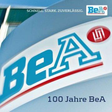 100 Jahre BeA Befestigungstechnik