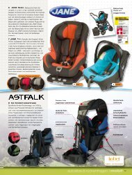autositze & rückentragen | mobil - Baby-Plus