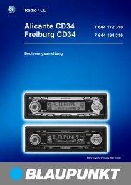Freiburg CD34 - Blaupunkt