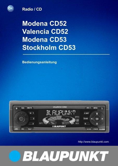 BA ModMuenCD51 d® - Blaupunkt