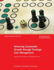 Achieving Sustainable Growth through Strategic Cost Management