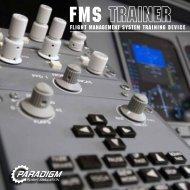 Flight Management system training device - Paradigm Shift Solutions