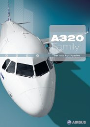 A320 Family the Market leader - leaflet - Airbus