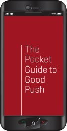 The Pocket Guide to Good Push - Urban Airship