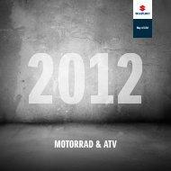 Gesamtprospekt 2012 Download PDF - Suzuki