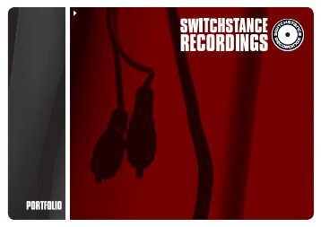 portfolio collaborations - Switchstance Recordings