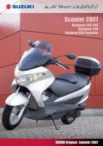 Scooter 2007 - Motoland Panigaz