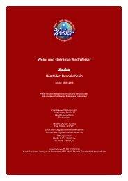 Katalog für Hersteller: Bunnahabhain - The Whisky Trader