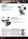 BIOLOGISCHE MIKROSKOPE - Motic Mikroskope - Seite 4