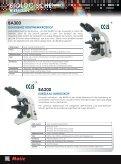 BIOLOGISCHE MIKROSKOPE - Motic Mikroskope - Seite 6