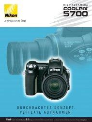Elektrisierend. Vereinnahmend. Vollkommen Nikon.