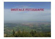 Funktionsprinzip einer Digitalkamera