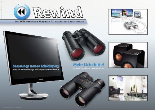 Rewind - Issue 29/2012 (337) - Mac Rewind